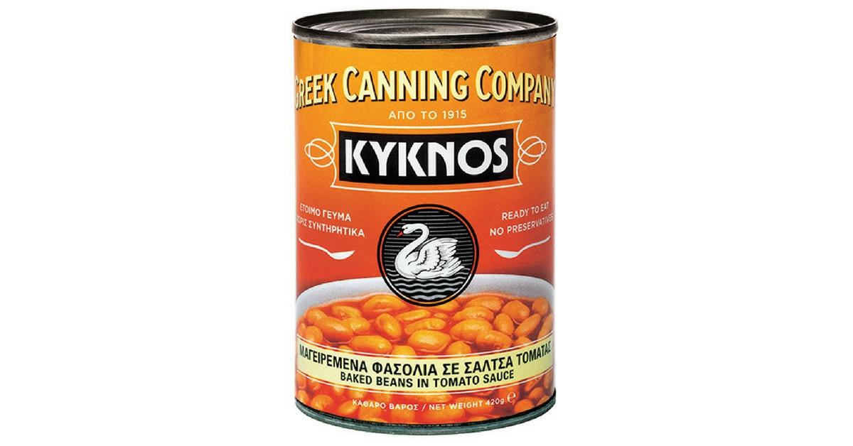 Pečené fazole v rajčatové omáčce 420 g