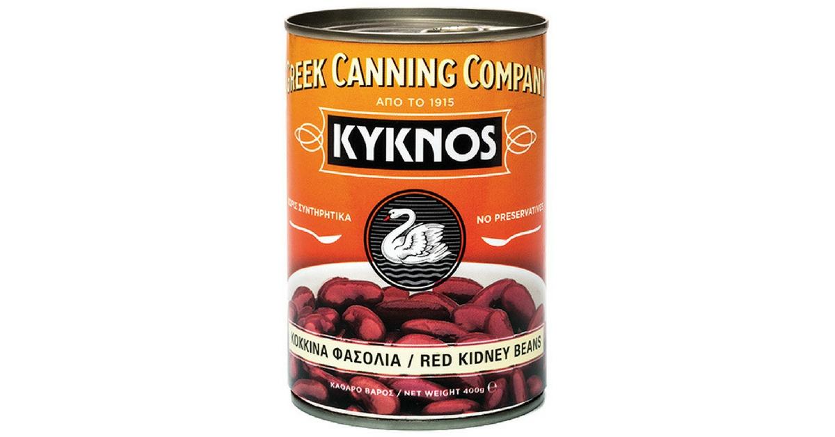 Červené fazole ve slaném nálevu 400 g