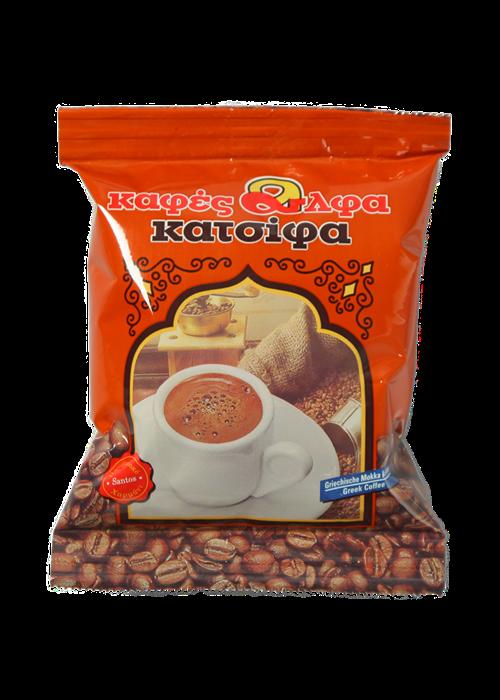 Řecká mletá káva Alfa Katsifa 96 g